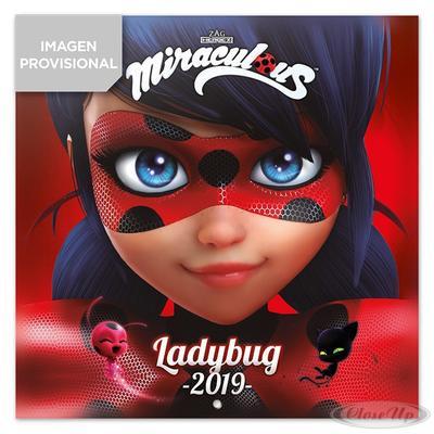 Miraculous Kalender 2019 ´´Ladybug´´