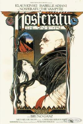 Nosferatu Poster The Vampyre