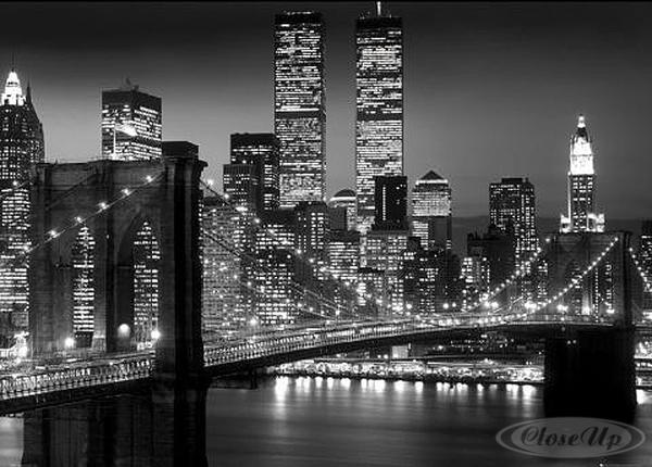 new york giant poster brooklyn bridge richard berenholtz giant posters buy now in the shop. Black Bedroom Furniture Sets. Home Design Ideas