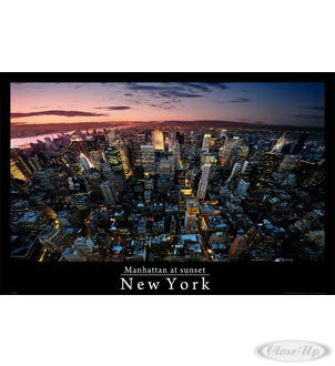 New York Poster Manhattan