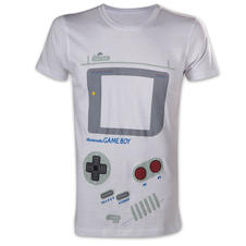 Nintendo T-Shirt Gameboy