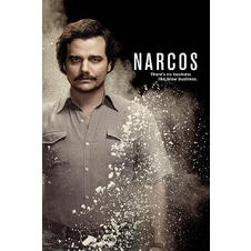 Narcos Poster Blow Business