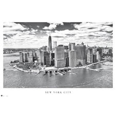New York City Poster Skyline
