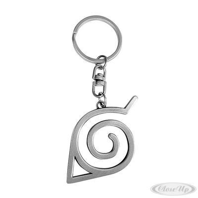 Naruto Shippuden 3D Schlüsselanhänger Konoha