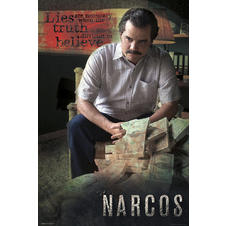 Narcos Poster Lies Are