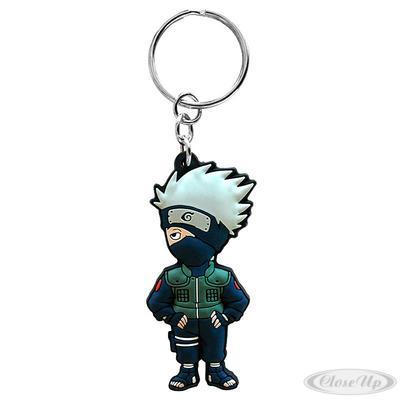 Naruto Shippuden Schlüsselanhänger Kakashi