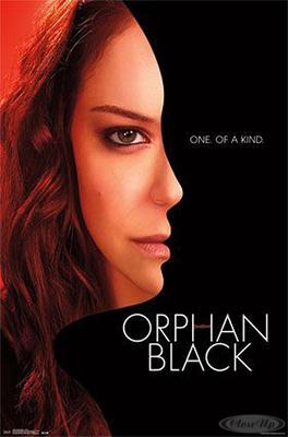 Orphan Black Poster Sarah Manning