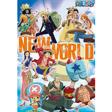 One Piece Poster New World