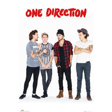 One Direction Poster New Group