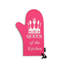 "Ofenhandschuh ""Queen of the"