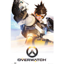 Overwatch Poster Tracer