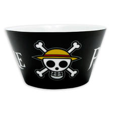 One Piece Cereal Bowl - Logo