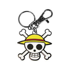 One Piece Keyring -