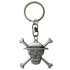 One Piece 3-D Keyring -