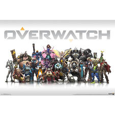 Overwatch Poster Group