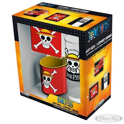 One Piece Geschenkbox Skull- Luffy jetztbilligerkaufen