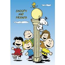 Peanuts Snoopy & Friends