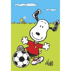 PEANUTS POSTER SNOOPY