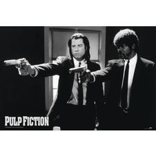 PULP FICTION GIANT POSTER