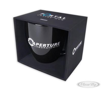 Portal Kaffee-Tasse Aperture Laboratories