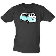 Peace Bus T-Shirt
