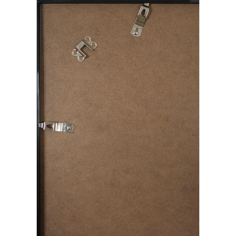 poster frame 61 x 91 5 cm black set of 3 poster frames. Black Bedroom Furniture Sets. Home Design Ideas