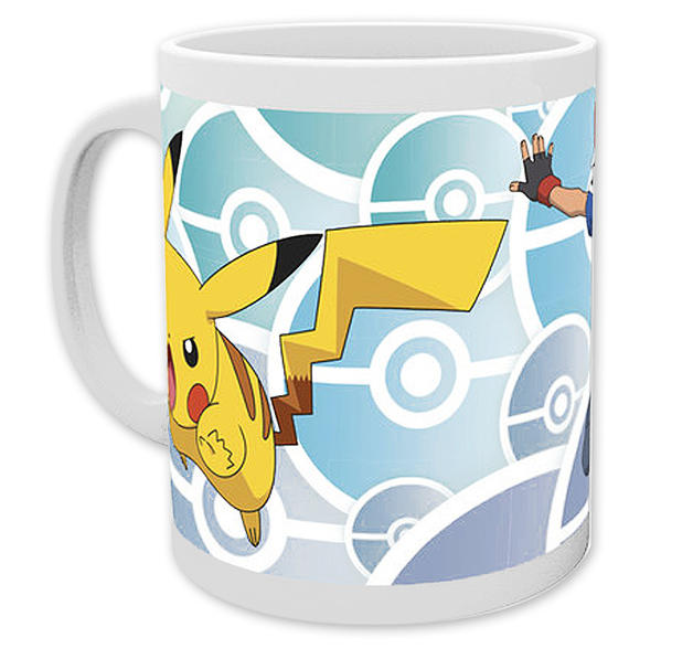Pokémon Tasse I Choose You