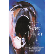 Pink Floyd Poster The Wall