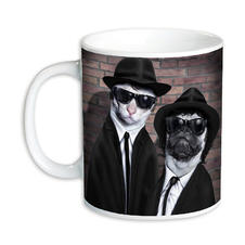 Pets Rock Tasse Brothers