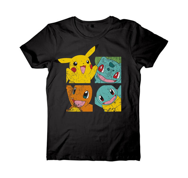 Pokémon T-Shirt - Pikachu & Friends