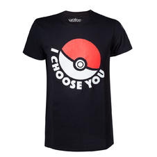 Pokémon T-Shirt - I Choose You