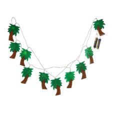 Palms LED lights chain