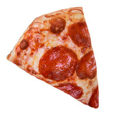 Decorative Pillow - Pizza Slice