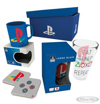 Playstation Geschenkbox Classic