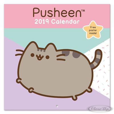 Pusheen The Cat Kalender 2019