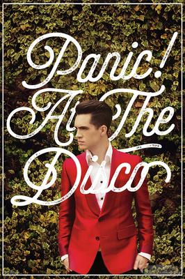 Panic! At The Disco Poster Brendon Hedges