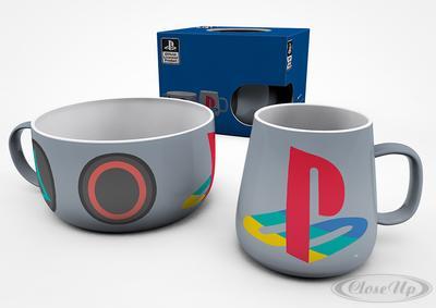 Playstation Frühstücksset Classic