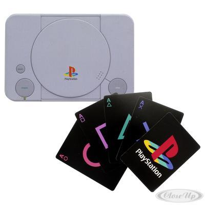 Playstation Spielkarten