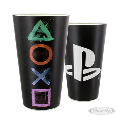 Playstation Glas Logo