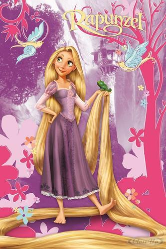 Rapunzel Neu Verföhnt Poster