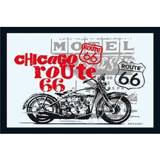 Route 66 Spiegel Chicago Bike