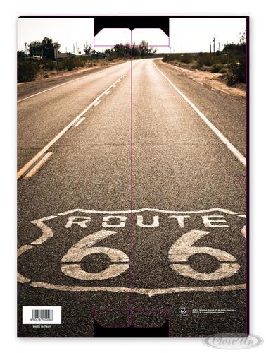 route 66 spiegel roadster bike spiegel jetzt im shop bestellen close up gmbh. Black Bedroom Furniture Sets. Home Design Ideas