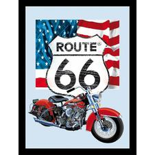 Route 66 Spiegel Roadster Bike