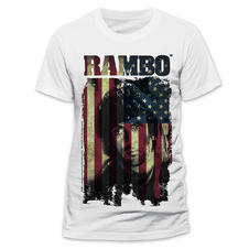 Rambo T-Shirt Stars & Stripes