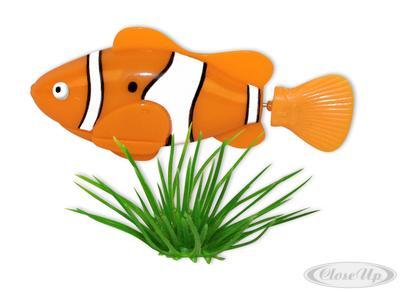 Roboterfisch Clownfisch Robot Fish