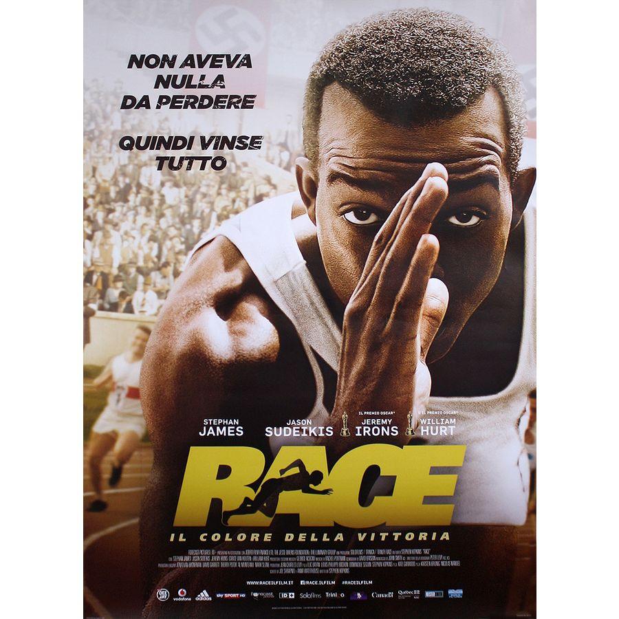 Race il colore della vittoria poster on close up for Race il colore della vittoria