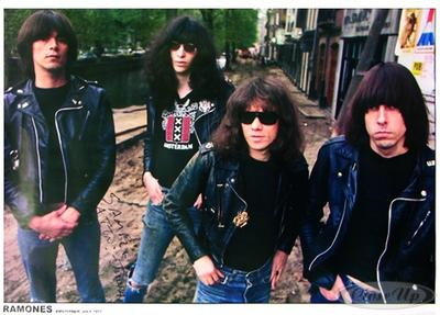 Ramones Poster