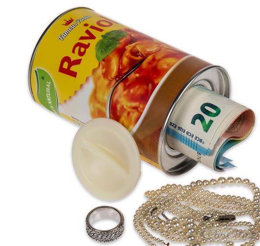 Ravioli Spardose inkl. Geheimfach - Sonstiges Merchandise