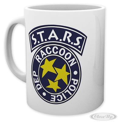 Resident Evil Tasse S.T.A.R.S. Racoon Police Dep.