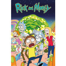 Rick and Morty Poster -